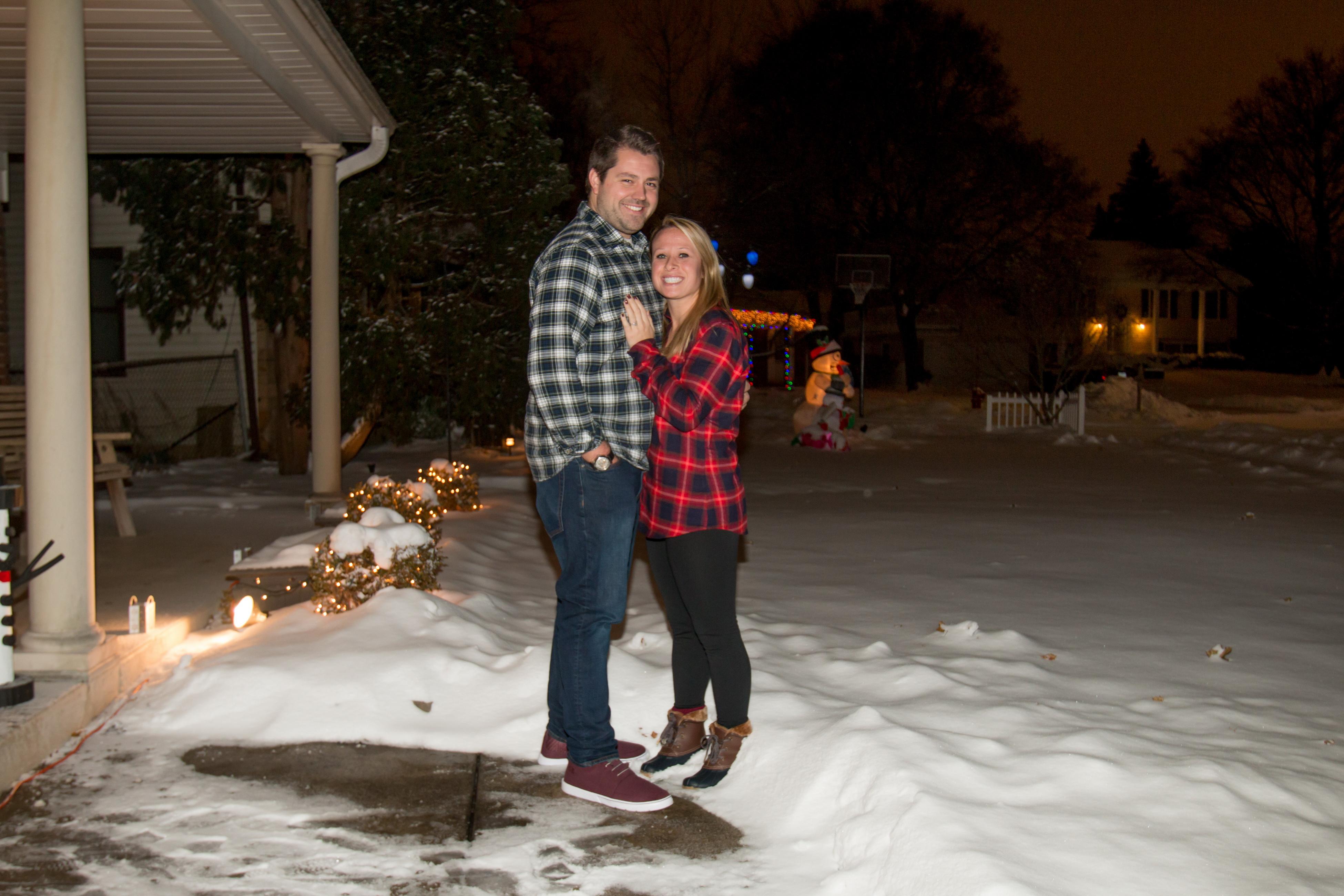 Jordan & Ben Get Engaged To Be Married!