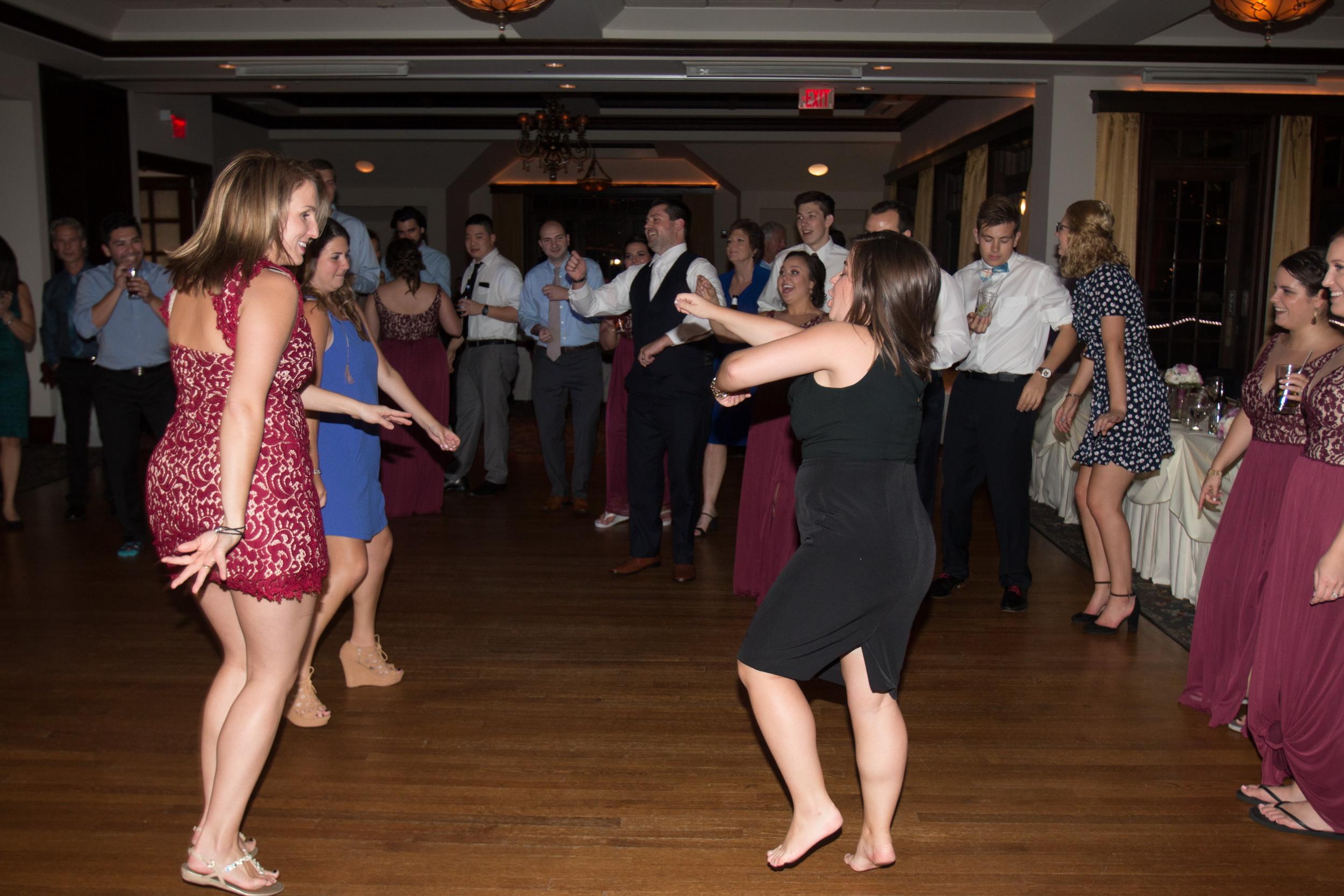 Ben & Jordan's Wedding Reception - Makray Country Club